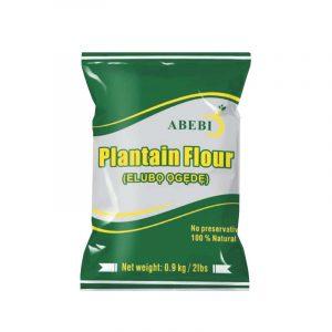 Abebi Foods Plantain Flour 1kg