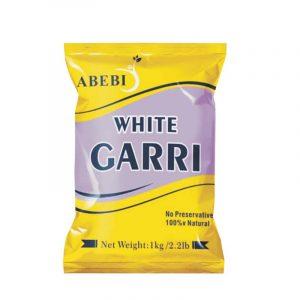 Abebi Foods White Garri 1kg