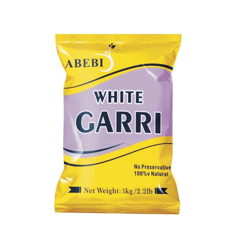 Abebi Foods White Garri 5kg