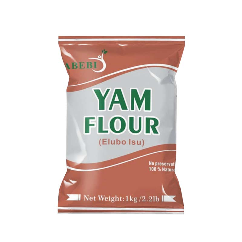 Abebi Foods Yam Flour 1kg