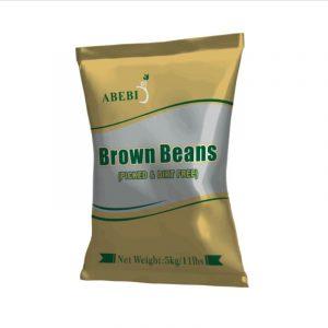 Abebi Brown Beans 1kg(1 Bag – 10 Pcs)
