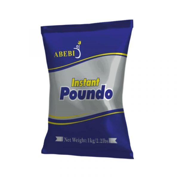 Abebi Poundo Yam(1 Bag – 10 Pcs)